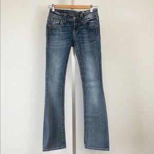 Miss me Jeans , Size 25